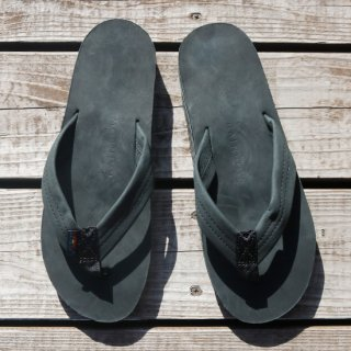 DOUBLE LAYER LEATHER SANDAL