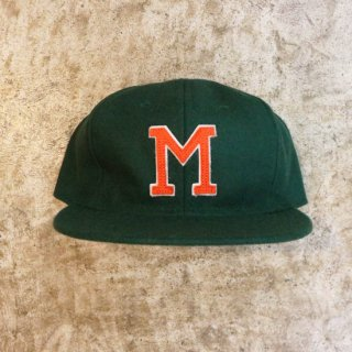 Tilted BrimxEFF M Baseball cap<img class='new_mark_img2' src='https://img.shop-pro.jp/img/new/icons5.gif' style='border:none;display:inline;margin:0px;padding:0px;width:auto;' />