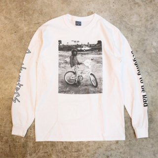 Begging to be Rad L/S Tee<img class='new_mark_img2' src='https://img.shop-pro.jp/img/new/icons5.gif' style='border:none;display:inline;margin:0px;padding:0px;width:auto;' />