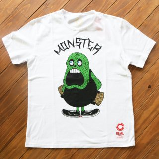 MONSTER TEE<img class='new_mark_img2' src='https://img.shop-pro.jp/img/new/icons21.gif' style='border:none;display:inline;margin:0px;padding:0px;width:auto;' />