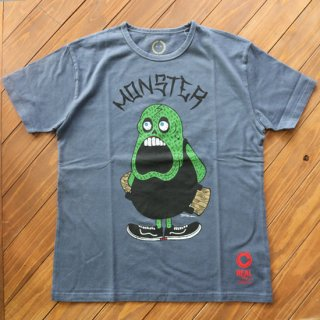MONSTER TEE<img class='new_mark_img2' src='https://img.shop-pro.jp/img/new/icons5.gif' style='border:none;display:inline;margin:0px;padding:0px;width:auto;' />