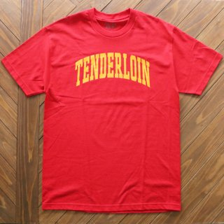 TENDERLOIN LOGO TEE<img class='new_mark_img2' src='https://img.shop-pro.jp/img/new/icons5.gif' style='border:none;display:inline;margin:0px;padding:0px;width:auto;' />