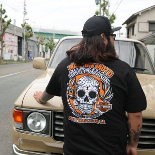 【HARLEY DAVIDSON】TEE<img class='new_mark_img2' src='https://img.shop-pro.jp/img/new/icons5.gif' style='border:none;display:inline;margin:0px;padding:0px;width:auto;' />