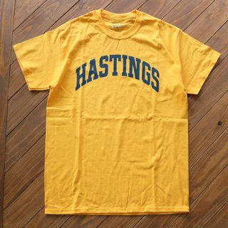 HASTING TEE<img class='new_mark_img2' src='https://img.shop-pro.jp/img/new/icons5.gif' style='border:none;display:inline;margin:0px;padding:0px;width:auto;' />
