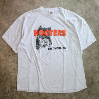 90s HOOTERS TEE<img class='new_mark_img2' src='https://img.shop-pro.jp/img/new/icons5.gif' style='border:none;display:inline;margin:0px;padding:0px;width:auto;' />