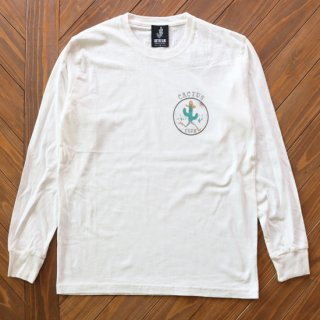 SCUMBOYxCACTUS CLUB  LS TEE<img class='new_mark_img2' src='https://img.shop-pro.jp/img/new/icons5.gif' style='border:none;display:inline;margin:0px;padding:0px;width:auto;' />