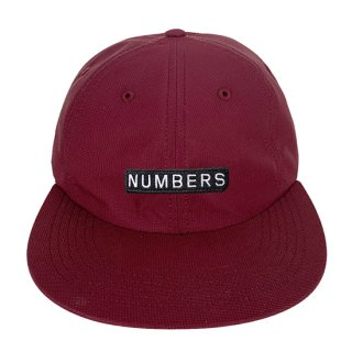 MITERED BOX NYLON 6-PANEL HAT<img class='new_mark_img2' src='https://img.shop-pro.jp/img/new/icons23.gif' style='border:none;display:inline;margin:0px;padding:0px;width:auto;' />