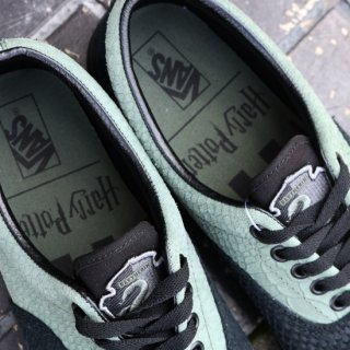 VANS ERAxHARRY POTTER SLYTHERIN<img class='new_mark_img2' src='https://img.shop-pro.jp/img/new/icons21.gif' style='border:none;display:inline;margin:0px;padding:0px;width:auto;' />