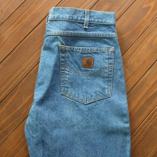 Carhartt Vintage DENIM PANTS<img class='new_mark_img2' src='https://img.shop-pro.jp/img/new/icons5.gif' style='border:none;display:inline;margin:0px;padding:0px;width:auto;' />