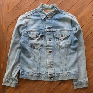 70s Levi's DENIM JACKET<img class='new_mark_img2' src='https://img.shop-pro.jp/img/new/icons23.gif' style='border:none;display:inline;margin:0px;padding:0px;width:auto;' />