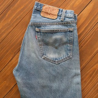 80s LEVI'S MADE IN USA 501<img class='new_mark_img2' src='https://img.shop-pro.jp/img/new/icons5.gif' style='border:none;display:inline;margin:0px;padding:0px;width:auto;' />