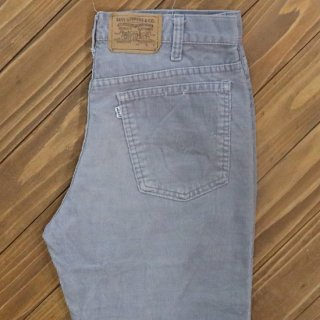 LEVI'S MADE IN USA 519 CORDUROY<img class='new_mark_img2' src='https://img.shop-pro.jp/img/new/icons5.gif' style='border:none;display:inline;margin:0px;padding:0px;width:auto;' />