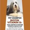 【ビタミンB7配合】抜け毛や弱った毛の回復に。艶が増し滑らかな手触りに。