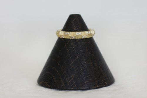 Kukeiha ring + diamond