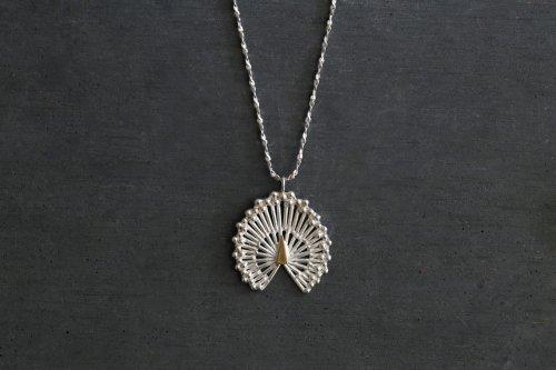 Temptation -孔雀- necklace