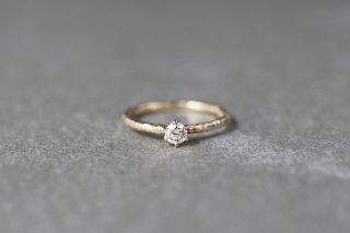 Twig 0.2ct diamond ring