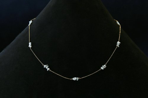 Sazare necklace