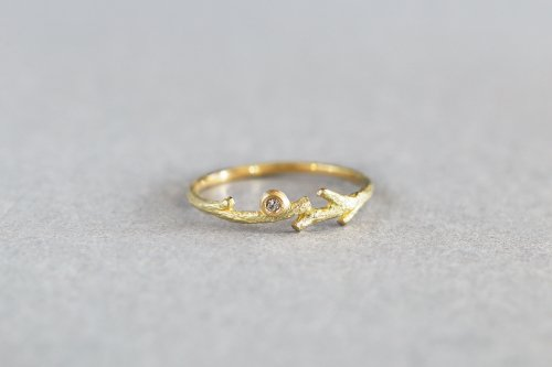 Forest of grain ring