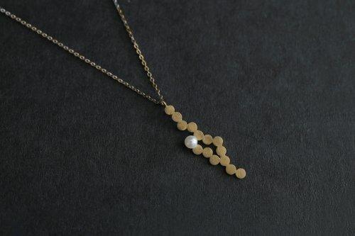Shabon necklace / K18