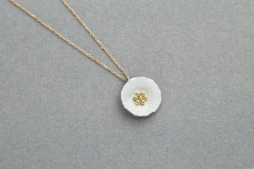 Flower necklace / mix