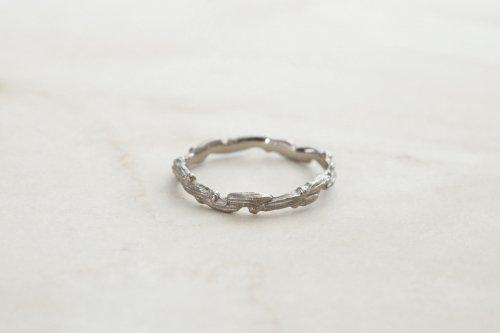 Meguru  ring / K18WG