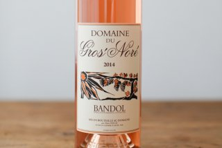 バンドール ロゼ 2014 / グロノレ (Bandol rose Domaine du Gros Nore)
