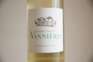 IGP エリタージュ ブラン 2016 / ヴァニエール (IGP Heritage blanc Chateau Vannieres)
