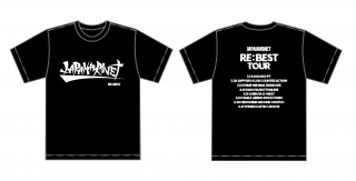 RE:BEST TOUR ロゴTシャツ
