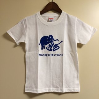 Anti war elephant Tシャツ