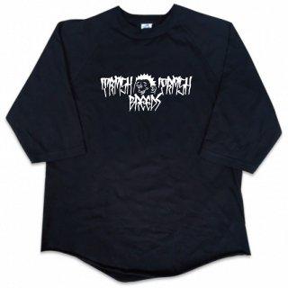 タギング ラグランTシャツ