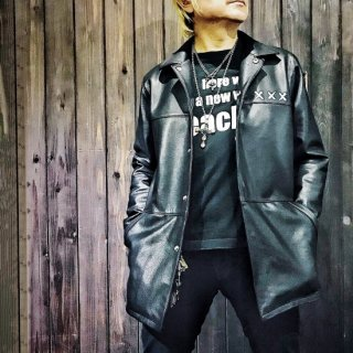 【JRF】レザージャケット・シャチモデル