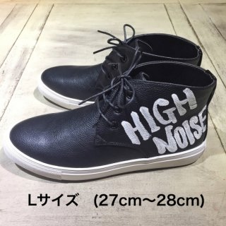 【winter】PUレザースニーカーLサイズ(27cm〜28cm)