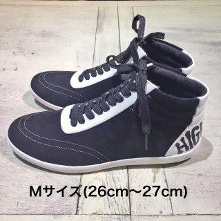 【winter】バックラインハイカットスニーカーMサイズ(26cm〜27cm)