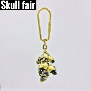 【Skull fair】ニヒルズチャーム(amulet) BS(ブラス)
