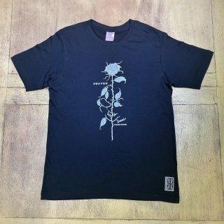 【2020】ローズTシャツ ブラック