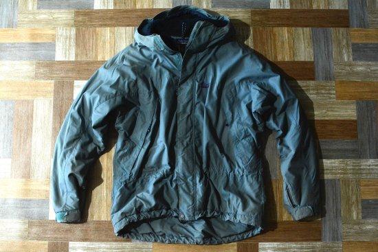 patagonia メンズ インファーノ ジャケット グレー (メンズ古着)
