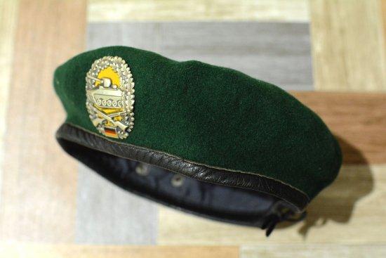 80's Vintage ドイツ軍 ミリタリー ベレー帽 (USED&VINTAGE)