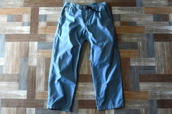 90's Vintage GRAMICCI USA製 クライミング パンツ ブルーグレー (レディース古着)