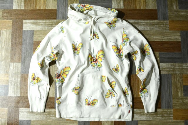 Supreme Gonz Butterfly Hooded Sweatshirt (メンズ古着)