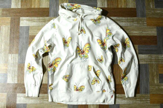 Supreme Gonz Butterfly Hooded Sweatshirt (メンズ古着)
