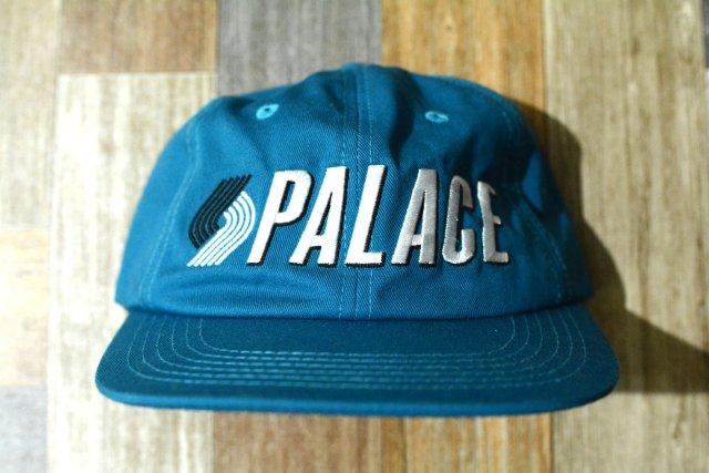 PALACE SKATEBOARDS BLAZERS 6-PANEL (USED&VINTAGE)