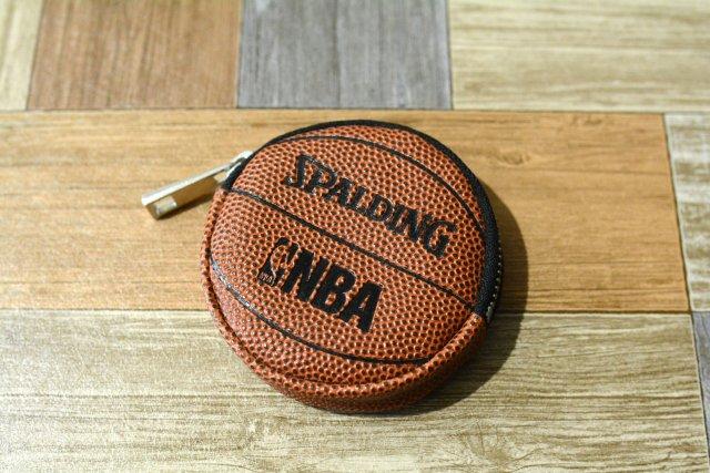 SPALDING NBA バスケットボール コインケース (USED&VINTAGE)