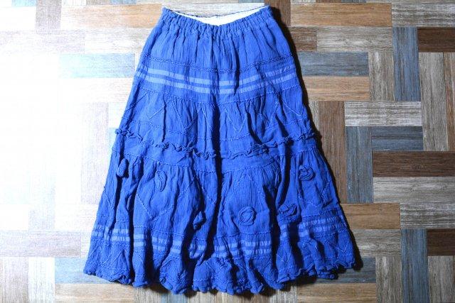 90's Vintage SANDY STARKMAN ロング スカート (レディース古着)