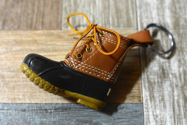 <img class='new_mark_img1' src='https://img.shop-pro.jp/img/new/icons14.gif' style='border:none;display:inline;margin:0px;padding:0px;width:auto;' />L.L.Bean ビーンブーツ キーホルダー (USED&VINTAGE)