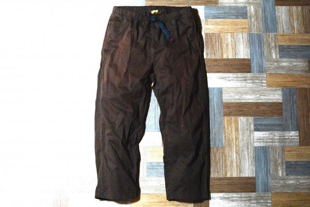 90's Vintage GRAMICCI USA製 クライミング パンツ ブラウン (メンズ古着)