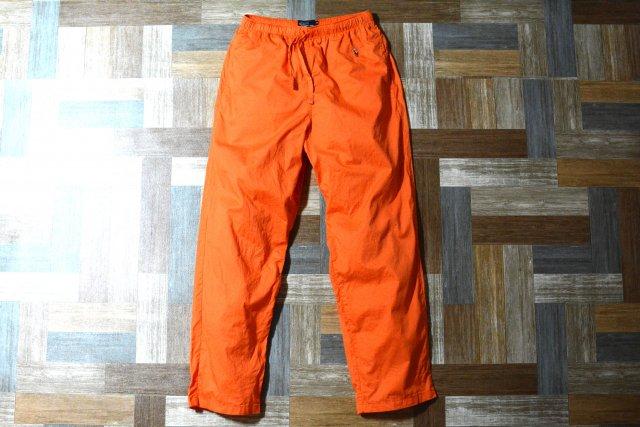POLO RALPH LAUREN パジャマ パンツ オレンジ (メンズ古着)