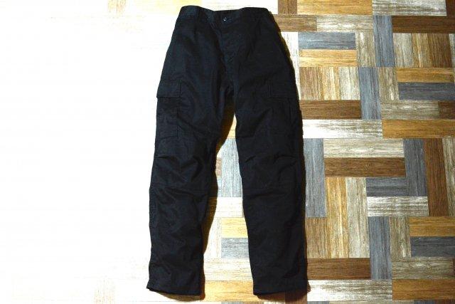 ROTHCO BDU カーゴ パンツ ブラック (メンズ古着)