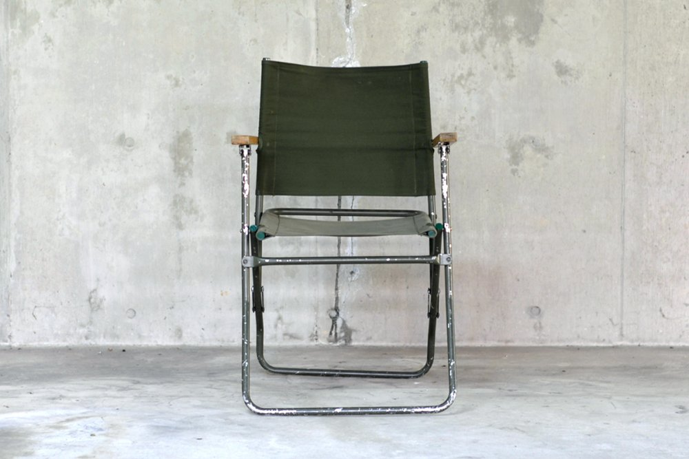 BRITISH ARMY FOLDING CHAIR / ROVER CHAIR - No._1003