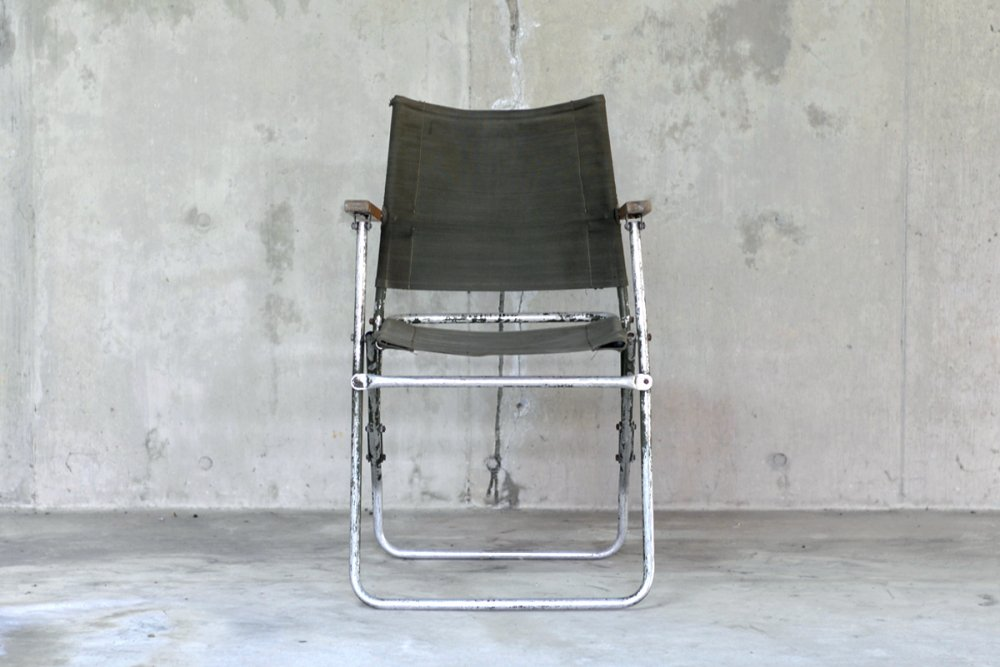 BRITISH ARMY FOLDING CHAIR / ROVER CHAIR - No._1004