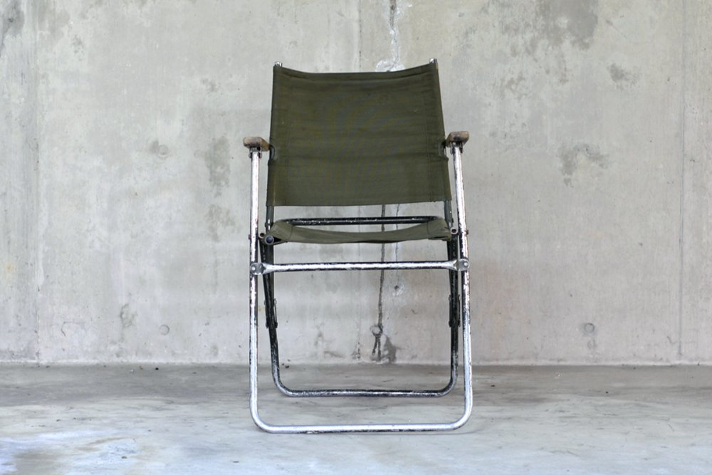 BRITISH ARMY FOLDING CHAIR / ROVER CHAIR - No._1006